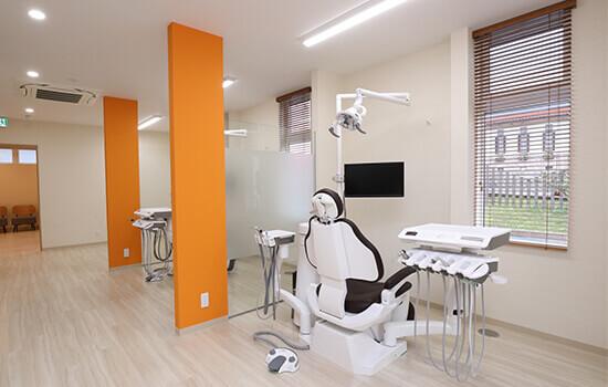 診療室① 富雄の歯医者【富雄すずき歯科】